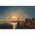 Golden Horn: Turkey, Ivan Aivazovsky
